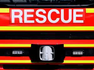 Four cars collide on Peak Downs Highway