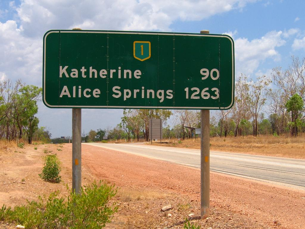 The alleged offences took place in Alice Springs and the Tanami track.