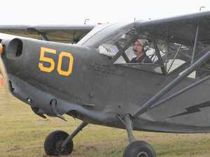 How to be part of 100-year plane party