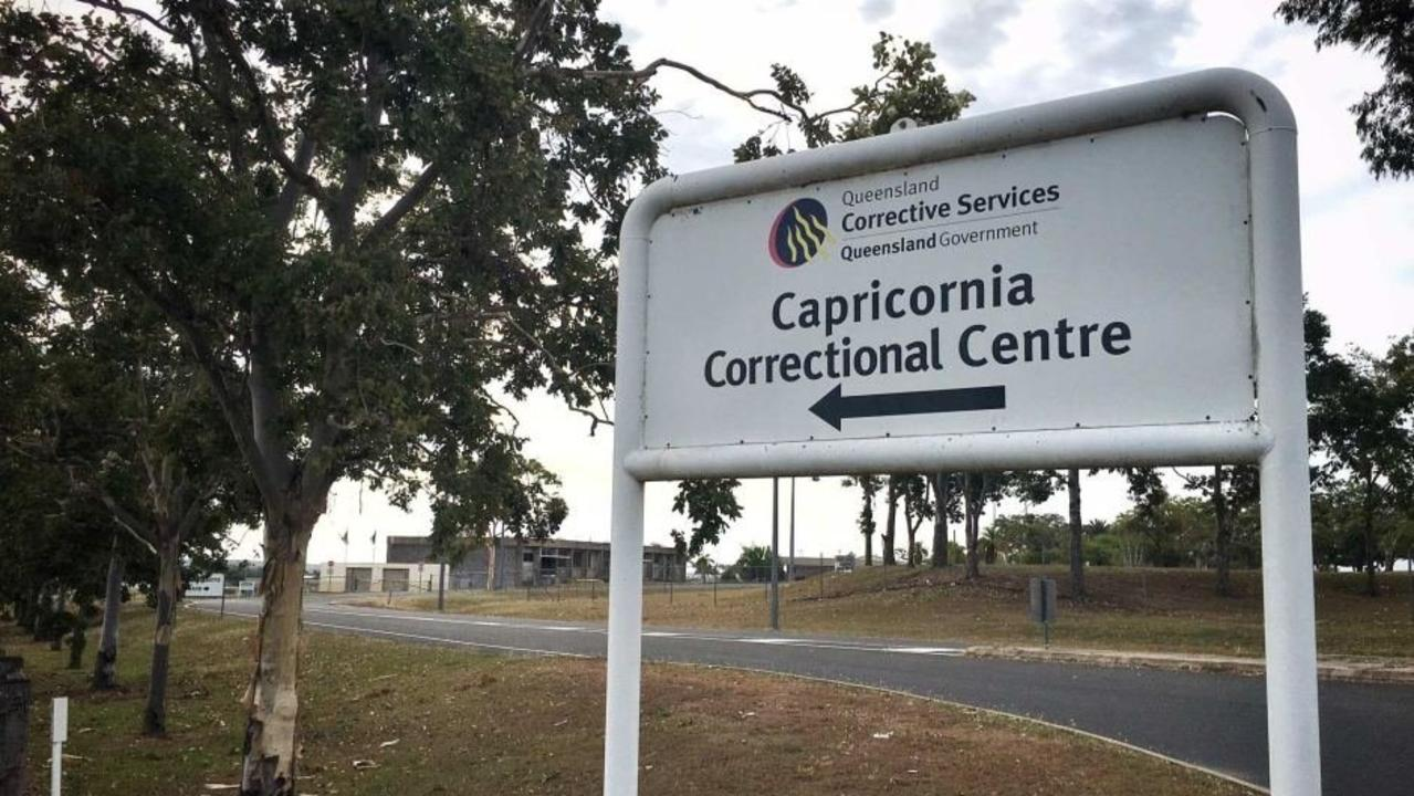 Brendan Garry Smedley used his mum as a mule to smuggle drugs into Capricornia Correctional Centre.