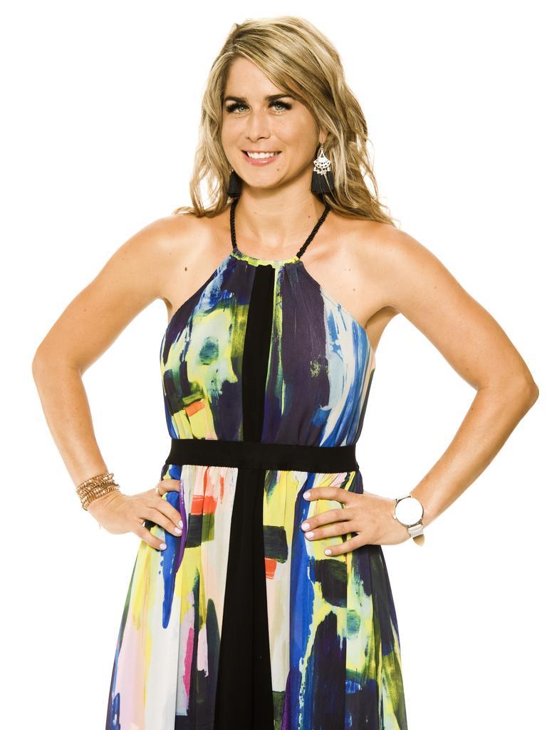Sunshine Coast based Farmer Wants A Wife contestant Justine Adams.