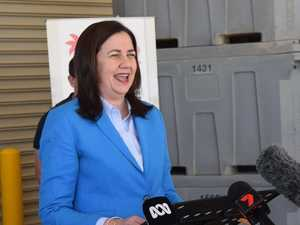 Premier: 'Now is not the time to leave Queensland'