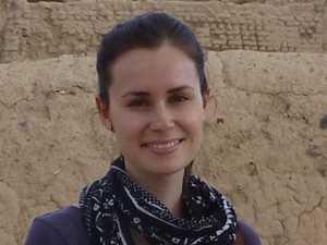 Jailed Aussie academic transferred to desert prison