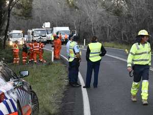 Iluka Road fatal crash