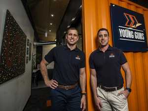 Young guns to show off the future of business