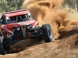 Off road racing championship, Moranbah