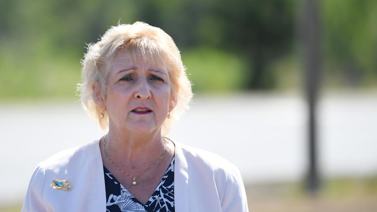 Assistant Minister for Northern Australia and Federal Member for Capricornia Michelle Landry has championed the construction of a new HELE coal-fired power station.