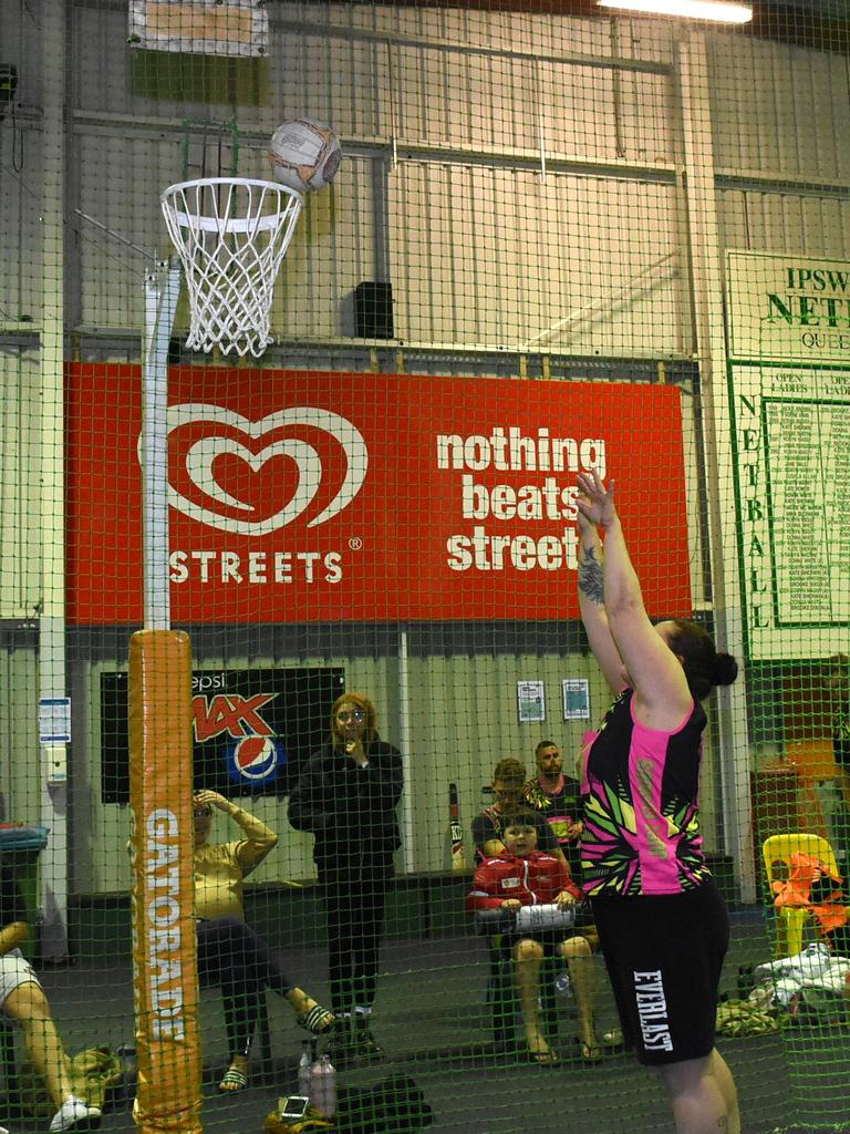 Mixed netball is ideal for couples and groups of friends. Picture: Gary Reid