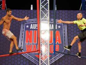 Coast fitness trainer's epic battle a Ninja Warrior first