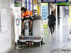 Silence deafening on council street sweeping
