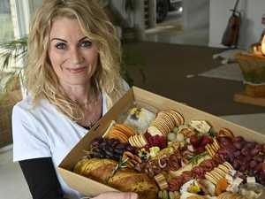 Couple turns passion into luxury platter business