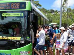 'Why should we pay for tourists to ride our free buses?'