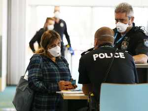 ENTRY DENIED: Coast cops shut out COVID-19 hot spot arrivals