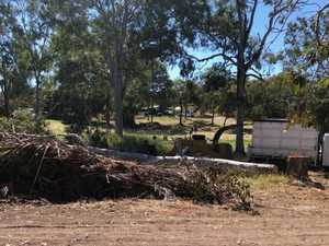 Sacred site: Traditional owners furious at tree destruction