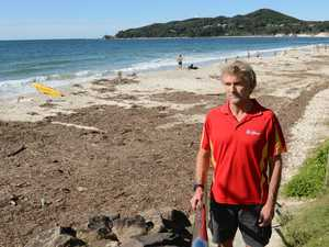 'Never seen it this bad': Shock over Byron beach erosion