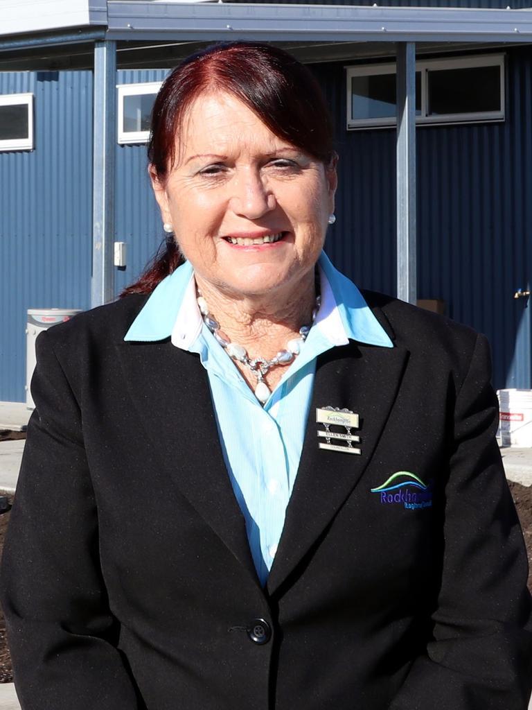 Rockhampton Regional Council Councillor Ellen Smith.