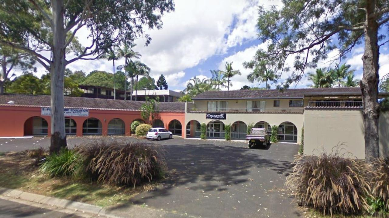 A new medical centre is proposed for this building on Gum Tree Drive, Goonellabah.