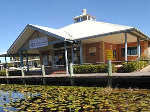 VISITORS CENTRE: Councillors call off the lawyers