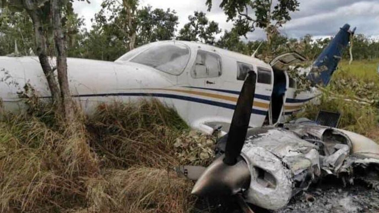 A light aircraft which crashed in Papua New Guinea may have originated in Mareeba