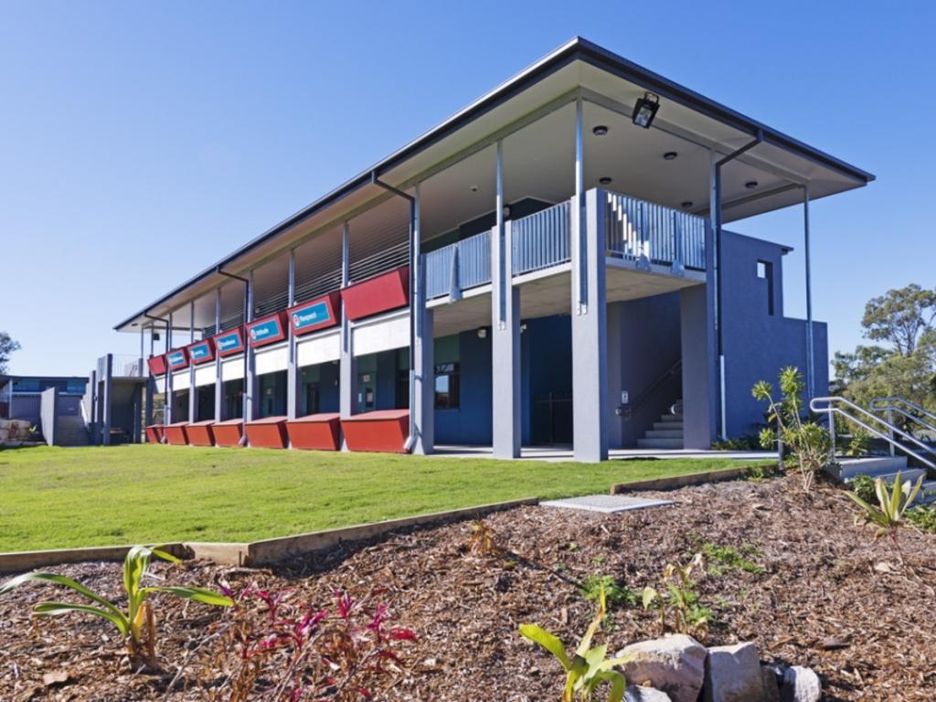 Parklands Christian College in the Logan suburb of Park Ridge.