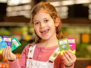 Coles kick off new collectables to inspire little readers