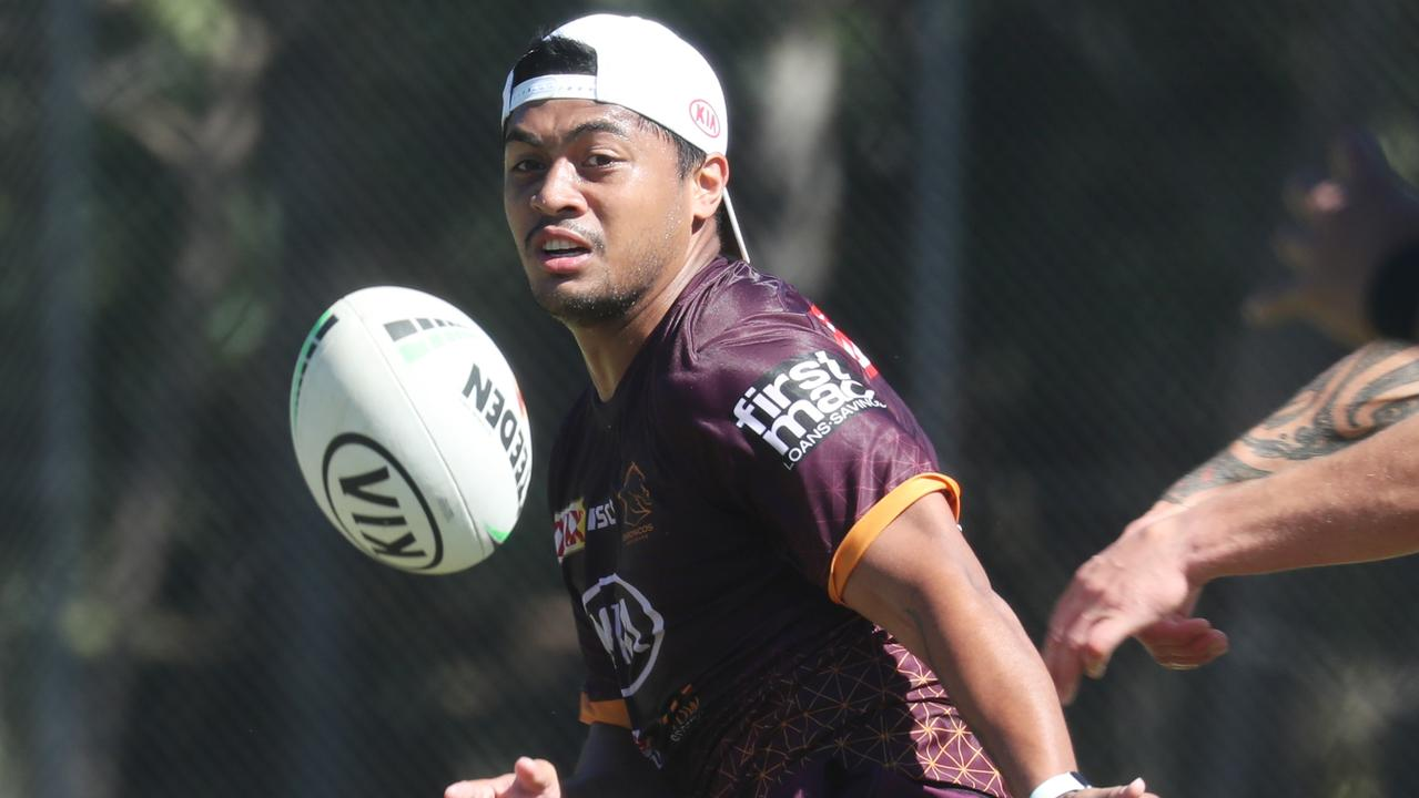 Anthony Milford has the backing of coach Anthony Seibold.