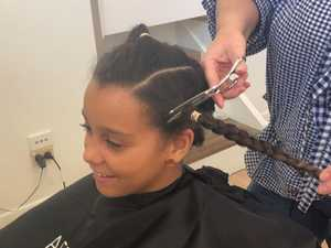 Jayda inspires others and raises more than $800 for research