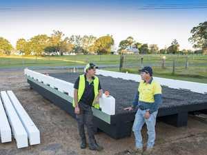 Building bridges part of bushfire recovery