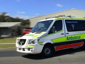 Women suffer injuries in two-car crash