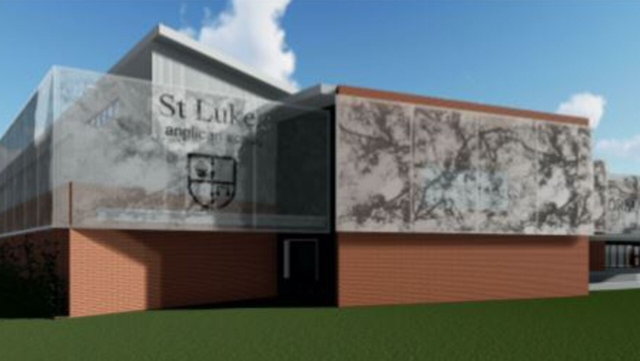 BIG PLANS: St Luke's Anglican School has already obtained development approval for the first stage of the masterplan and has now submitted a development application for the remaining stages.