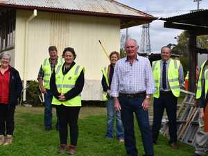 Burnett town 'overwhelmed' by Rural Aid's makeover