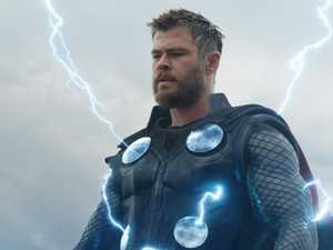 Hemsworth's new surprising top honour