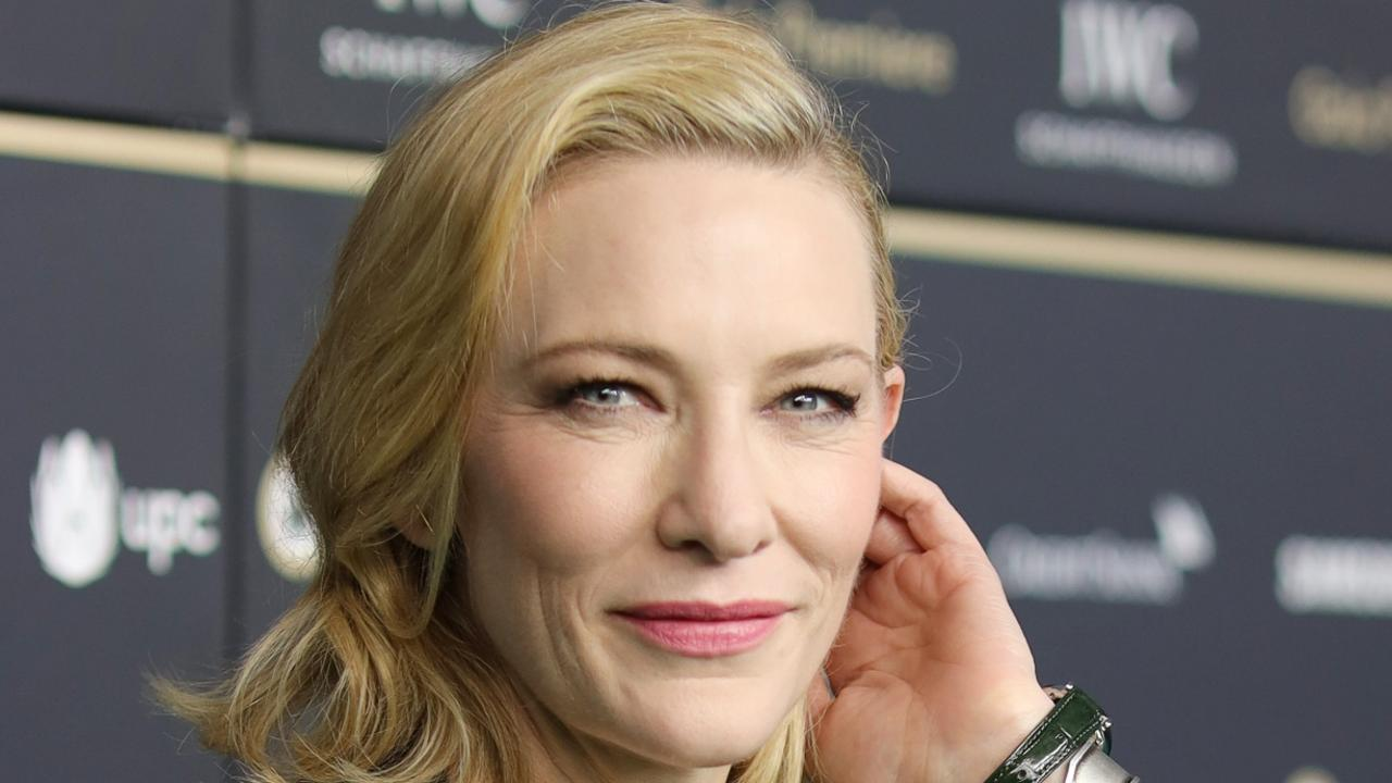 Cate Blanchett is the critics' pick for top Emmy honour