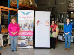 Drought Angels receive funds to help farmers doing it tough
