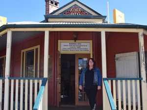Paranormal investigator on the hunt for Burnett spirits