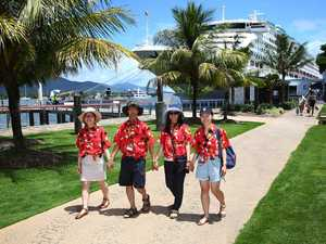 Doubts over plans to bring cruise ships back to Cairns