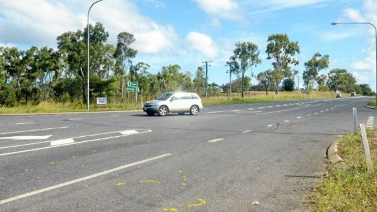 Artillery Rd intersection