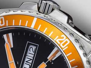 Bringing back traditional ticker with label's timeless watch