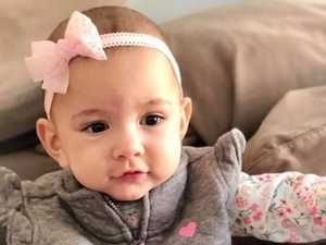 Miracle baby's fighting start to life