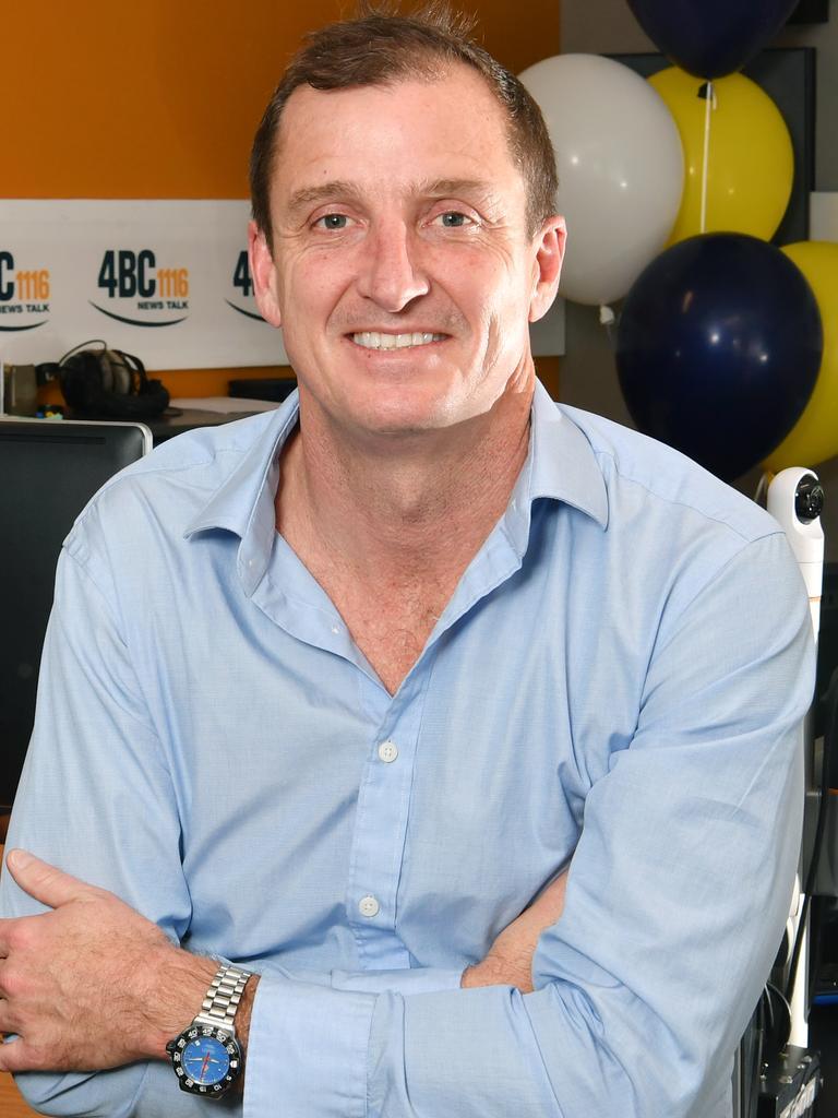 Neil Breen. Picture: Darren England/AAP