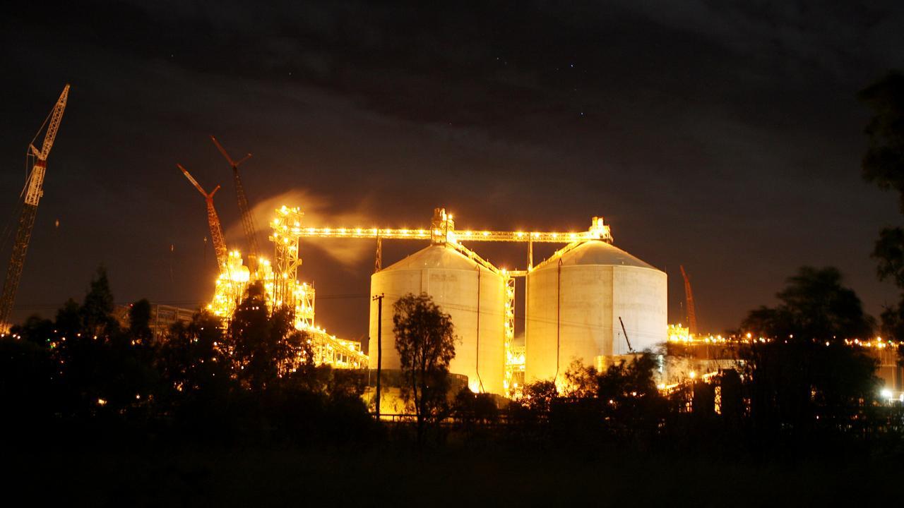 Rio Tinto's Yarwun (Gladstone) Alumina refinery.