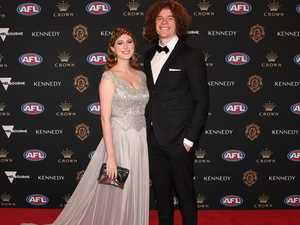 AFL star's heartbreaking baby tragedy
