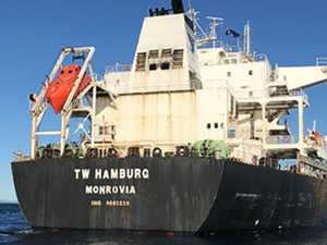 Bulk carrier busted for exploitation at Gladstone port stop