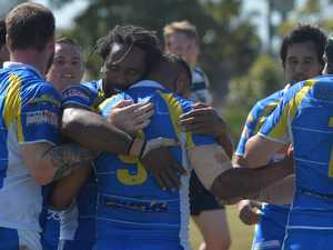 Souths' 'Barbarians' going back to footy basics