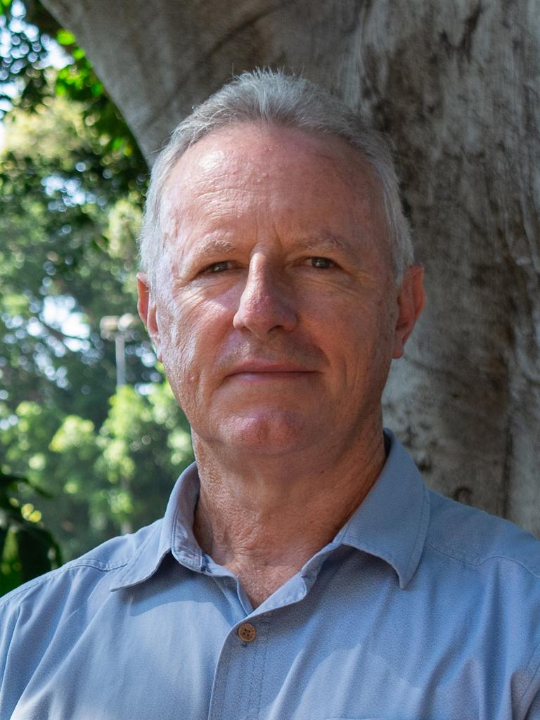 Climate Councillor and former New South Wales Fire and Rescue Commissioner Greg Mullins