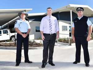 First glimpse inside Coast's newest police station