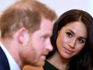 Meghan's 'heated' tiara spat with Queen