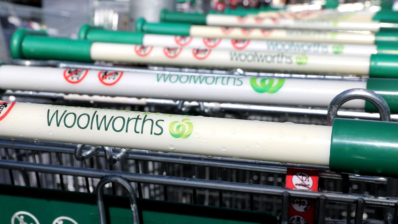 'Just like Kmart': Woolies big iso response. NCA NewsWire/Dean Martin