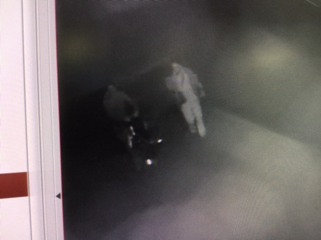 Police are trying to locate two offenders who broke into a house in St George and fled the scene. Picture: Contributed