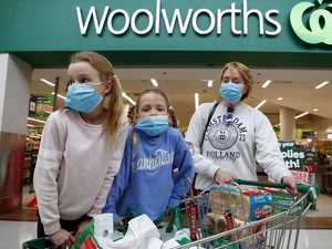 Woolies urges face masks in Qld virus hotspot